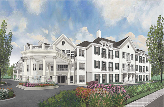 HarborChase Of Germantown Begins Construction