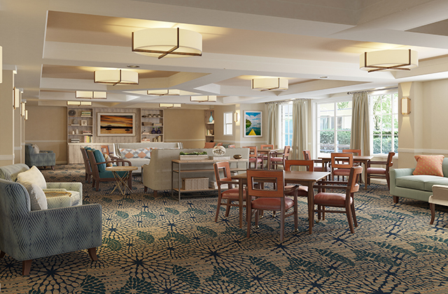 Four Seattle Senior Living Communities Complete Major Remodeling Projects