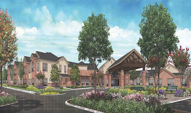 Assisted Living, Memory Care Community Coming To South Oklahoma City, Okla.