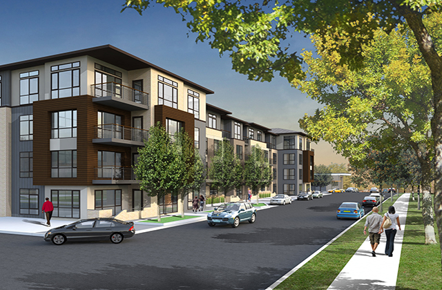 New Age-Qualified, Mixed-Use Community Nears Completion In Denver